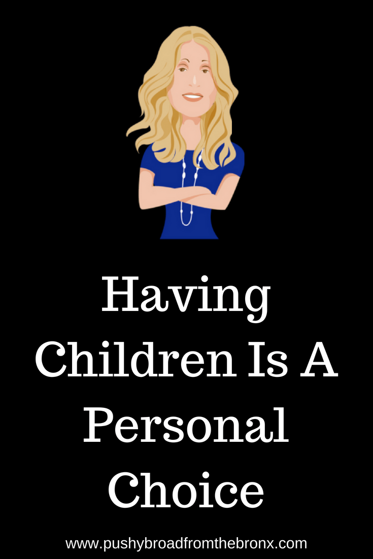 Having Kids Is A Personal Choice (& How You Should Answer People When They Ask)