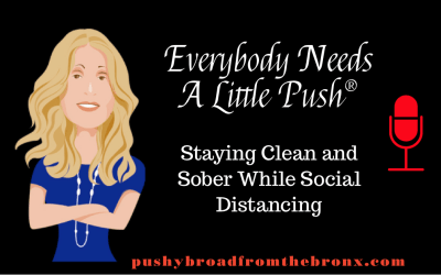 Staying Clean and Sober While Social Distancing