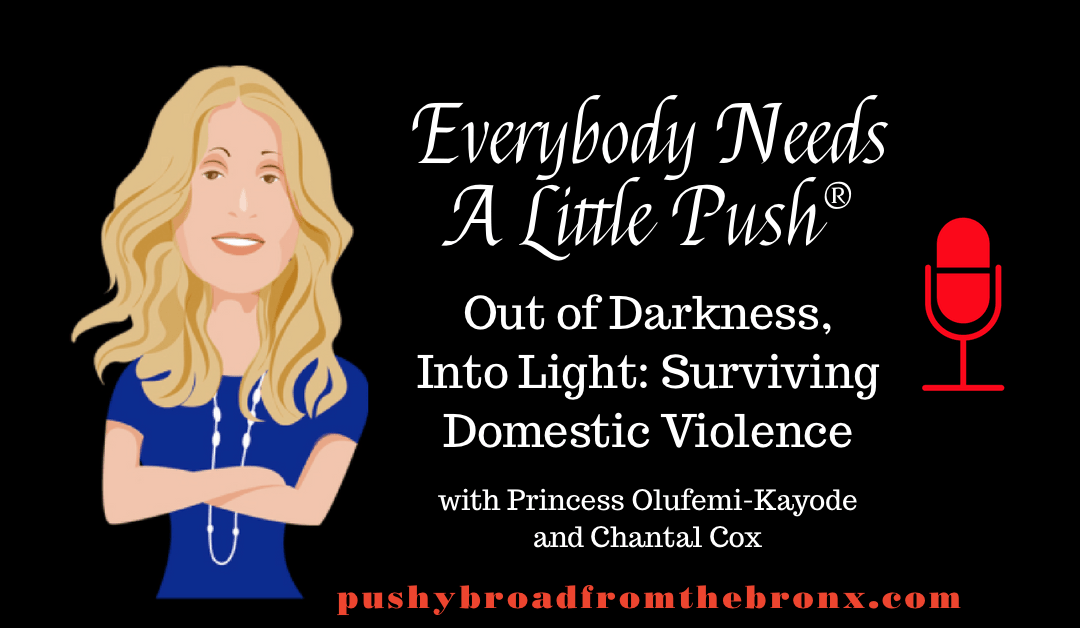 Out of Darkness, Into Light: Surviving Domestic Violence