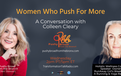 A Conversation With Colleen Cleary