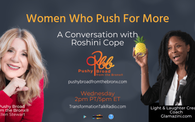 A Conversation With Roshini Cope, aka Glamazini
