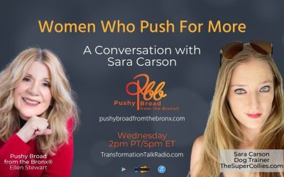 A Conversation With Sara Carson