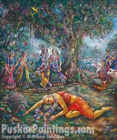 Sri-Chaitanya separation