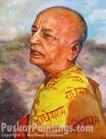 Srila Prabhupada chadar