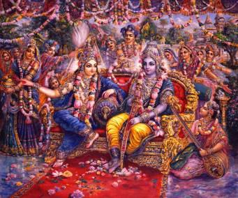 [K11] Krishna Balaram in Dvaraka