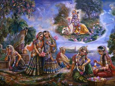 [K16] Gopis meditate on Krishna in seperation