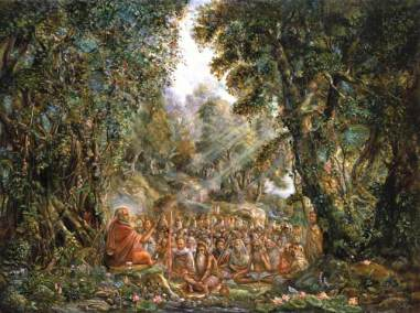 [K17] Suta goswami and the sages in the forest