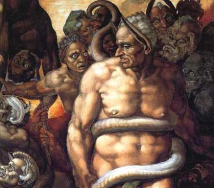 Michelangelo Son yargı eseri