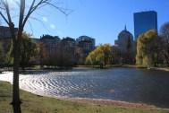 Boston Common, grand parc au centre de Boston