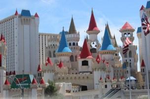 Notre hôtel, l'Excalibur