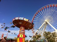 Attractions au Navy Pier