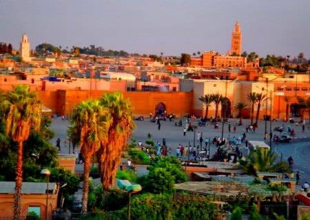 Femeie in cautarea omului Maroc Marrakech