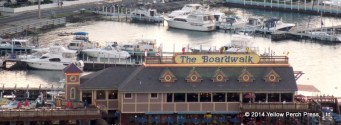 Boardwalk put in bay