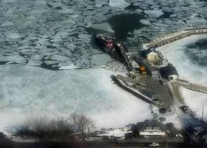 Ice Breaker at Catawba