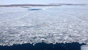 Ice Breaker Aerial