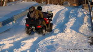 Ice ATV