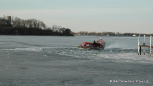 Put in Bay ice