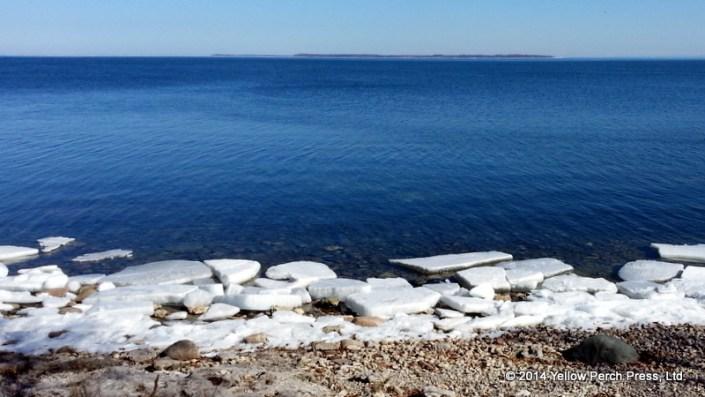 Lake Erie East Shore
