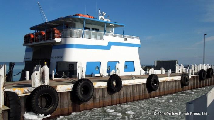 Miller Boat Line Put in Bay