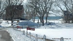 SBI Lighthouse snow