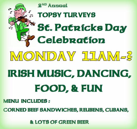 Put in Bay St Patrick's Day