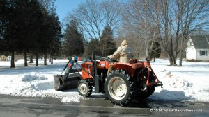 Put in Bay Tractor