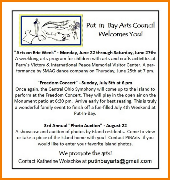 Put in Bay Arts Council