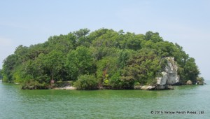 Gibraltar Island Lake Erie