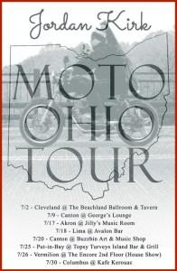 Jordan Kirk Moto Tour