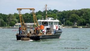USCG buoy tender