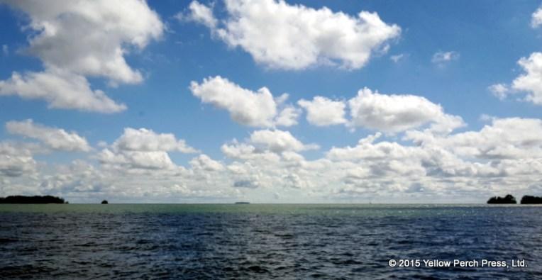 Lake Erie Horizon