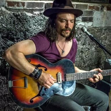 Delta Blues singer nick brownell