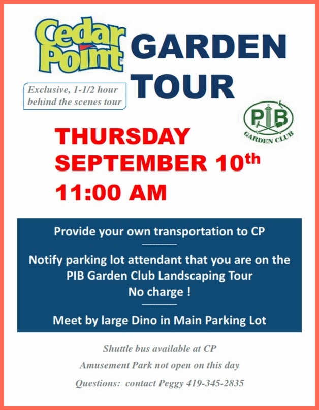 Put in Bay Garden Club