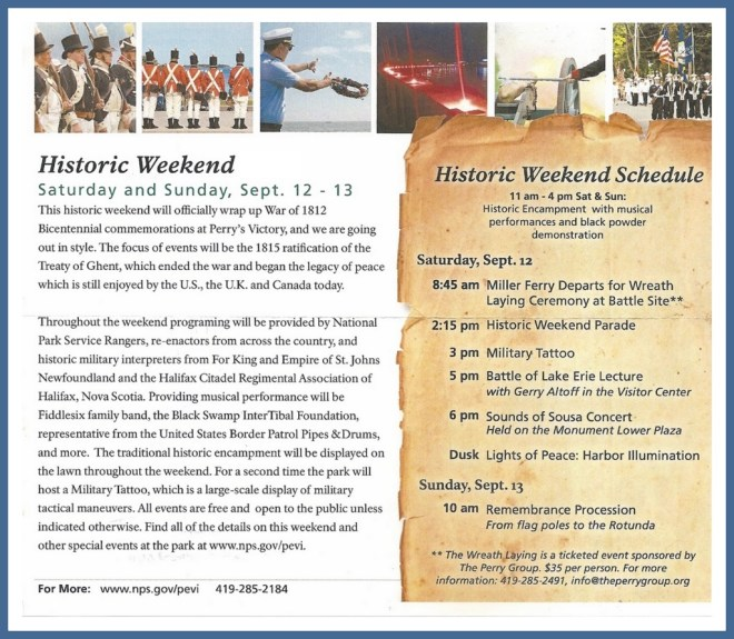 Historic Weekend Put in Bay