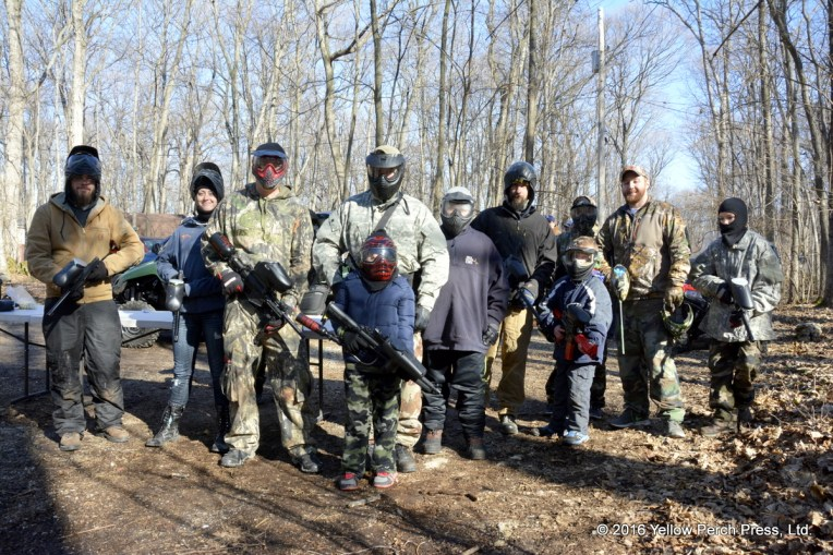 Put in Bay Paintball