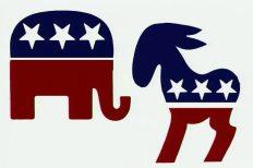 U.S. party symbols