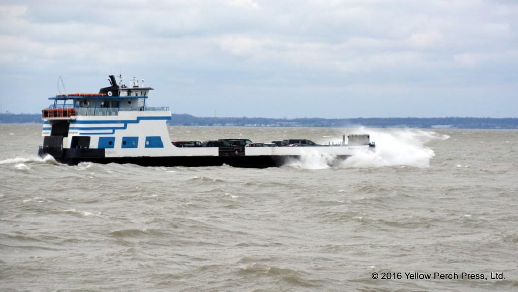Miller Ferry South Bass Island