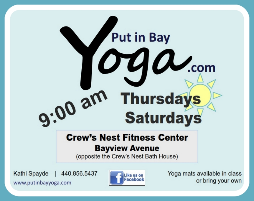 Yoga Put in Bay