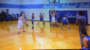 Pur in Bacy basketball