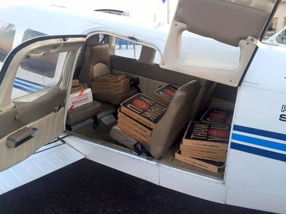 Island Air Taxi Put in Bay