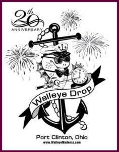 Port Clinton Walleye Drop