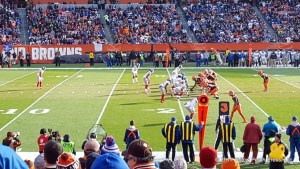 Giants vs. Browns, 27 November 2016