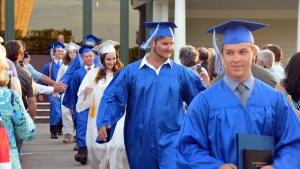 Put in Bay School graduation