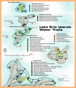 Lake Erie Water Trails