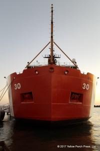 USCGC 30 Mackinaw