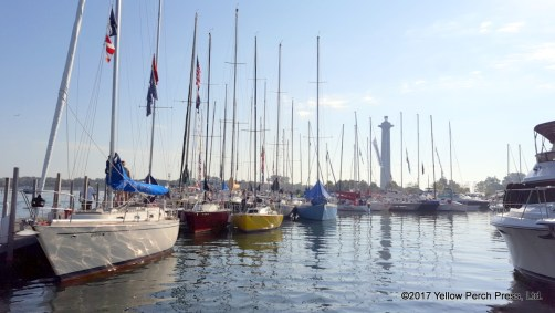Put in Bay fall regatta
