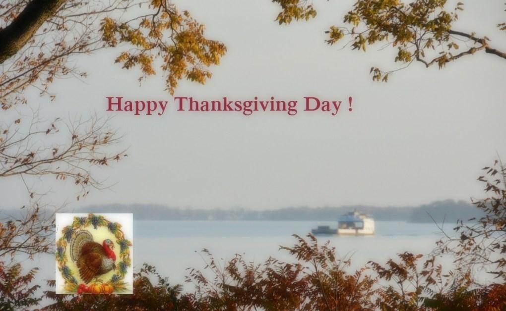 Put in Bay Thanksgiving