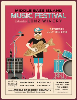 Middle Bass Island Music Festival