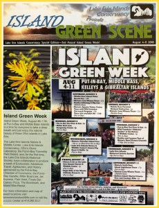 Island Green Week Lake Erie