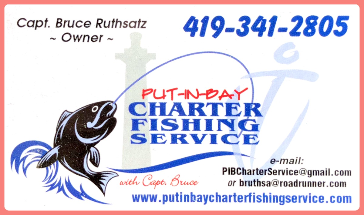 Put in Bay Charter Fishing